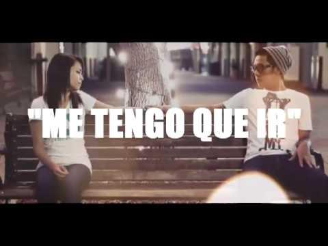 Me tengo que ir   Rap Romantico 2014  McAlexiz Garcia Ft Shory loera