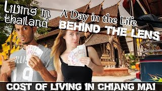 COST OF LIVING IN CHIANG MAI - LIVING IN THAILAND VLOG-(ADITL BTL EP37)