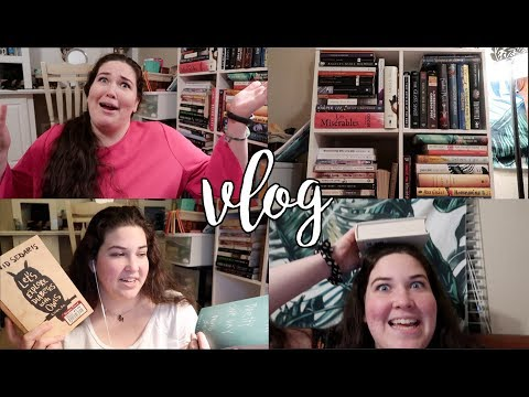 reading four books in a day & an unhauling spree! (CC)