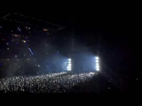 Clarity (Tiesto Remix) w/ I Love It (Tiesto Remix) - Tiesto @ Arena Ciudad de Mexico