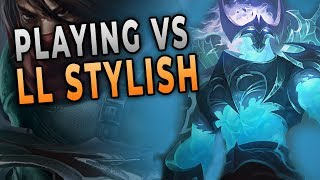 Yamikaze vs. LL Stylish | Challenger TALON vs. ZED Matchup