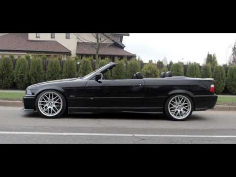 BMW e36 Convertible  YouTube