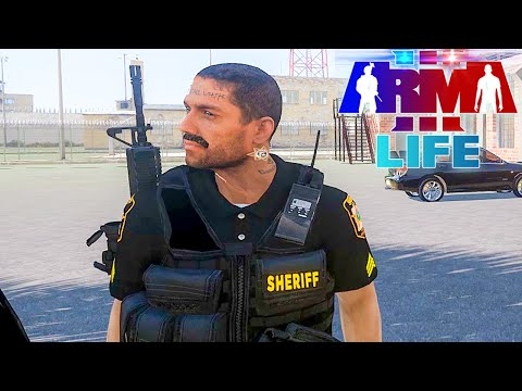 Arma 3 Life Police #59 - Police Impersonator Gets Arrested