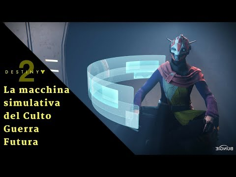Destiny 2 Lore: La macchina simulativa del Culto Guerra Futura thumbnail