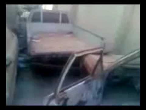 سيارات مسروقه موجوده فى قسم الصف 12 9 2012