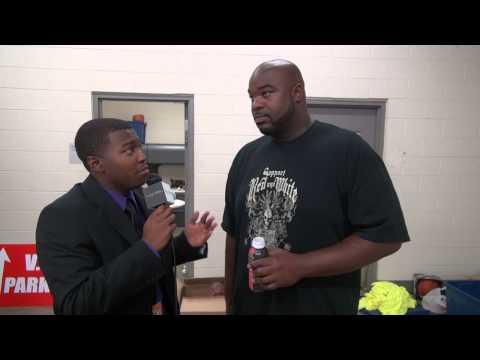 Former NFL DT Albert Haynesworth Interview With Mr. Taliaferro