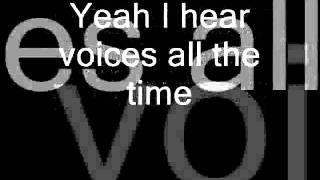 Voices - Chris Young (With Lyrics)