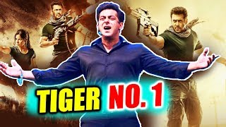 Salman Khan's Tiger Zinda Hai CROSSES 300 CRORE - Salman At No.1 Position