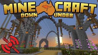 Minecraft Down Under   S3   Live Replay 89   BeeKeeper