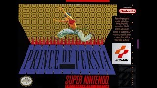 Prince of Persia прохождение [ Good Ending ] (U) | Игра (SNES, 16 bit) Konami 1992 Стрим RUS