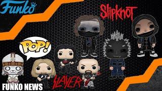 Slipknot funko pop (One third