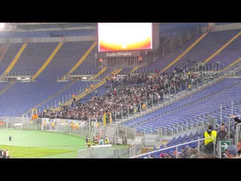 Ultras saint etienne gol (Lazio-saint etienne 3-2)