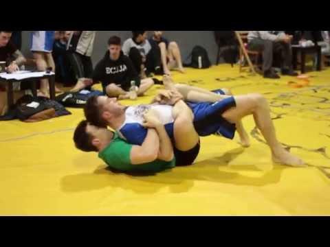Piotr Fryc [SBG Ireland] vs Austin Rhatigan [ECJJA] Dublin City NOGI Open 2015