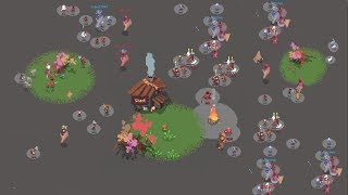 Wanderers.io |Tribe Survival Gameplay