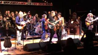Roger Waters, Neil Young, My Morning Jacket - Forever Young - Bridge School Benefit 30