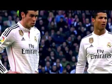 Gareth Bale amazing free kick goal vs Espanyol