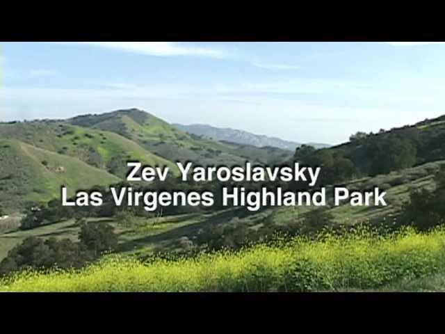 WebTours - Zev Yaroslavsky Las Virgenes Highlands Park