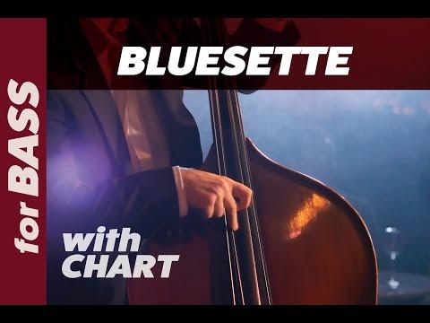 Bluesette Backing Track FOR BASS