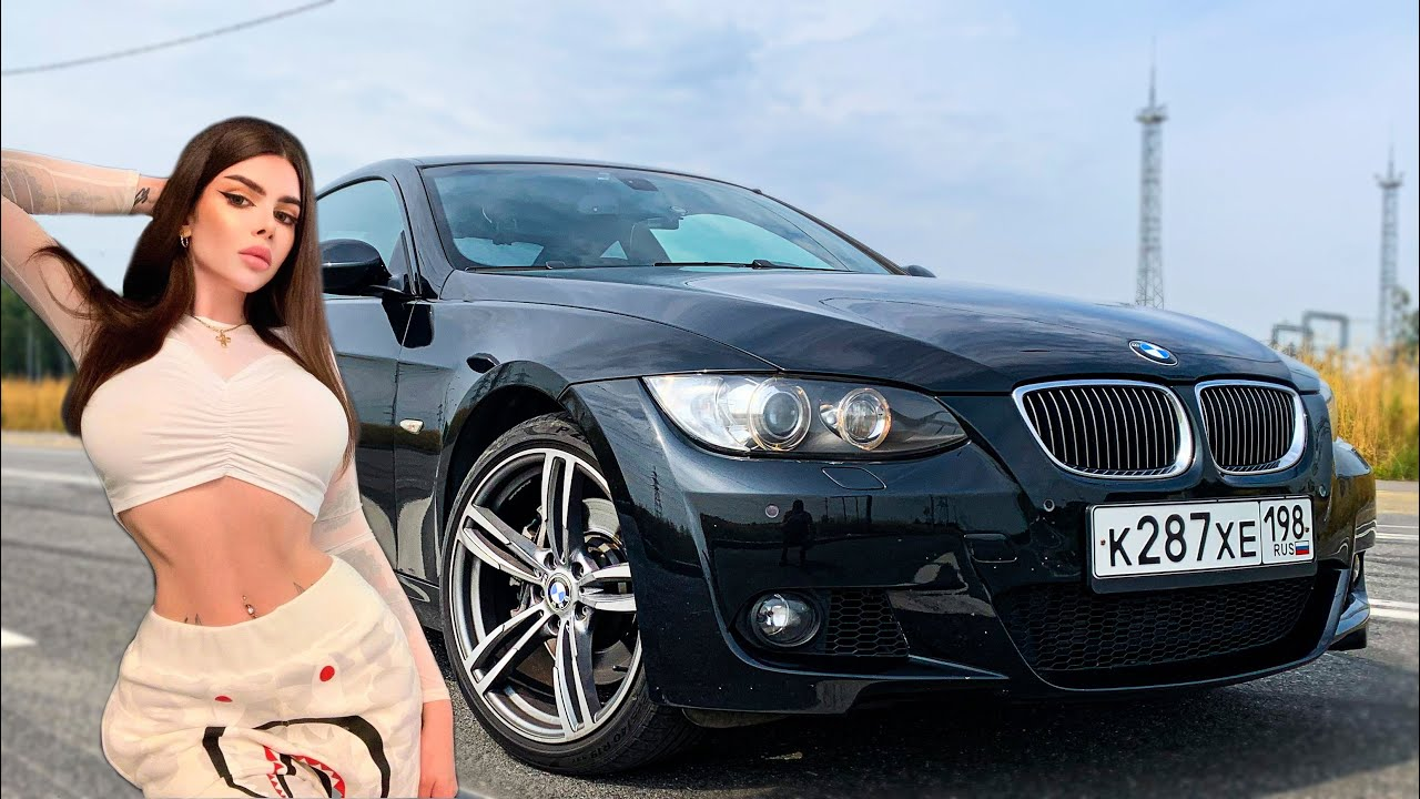 ДЕВУШКА в ШОКЕ от МОЕЙ BMW e92 за 1,200,000р!
