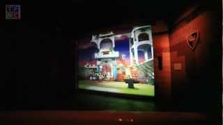 Kingdom Quest - LEGOLAND Discovery Centre Manchester - on ride POV