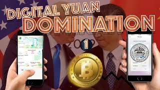 (1 of 2) Chinas Digital Yuan Will TRIGGER the U.S. to EMBRACE the DIGITAL DOLLAR or fail! Here's Why