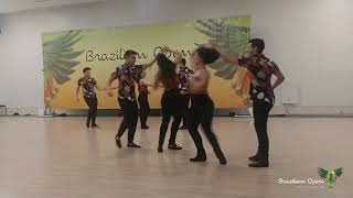 Grupo E west by Jessica Pacheco - West Coast Swing group - SHOW BR OPEN 2019