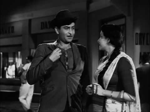 Shree 420 - Raj Kapoor - Nargis - Full Movie In Mins