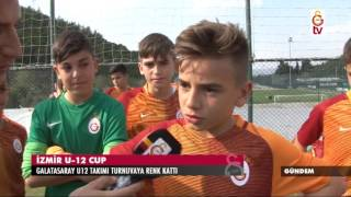Gündem | U12 İzmir Cup (15 Nisan 2017)