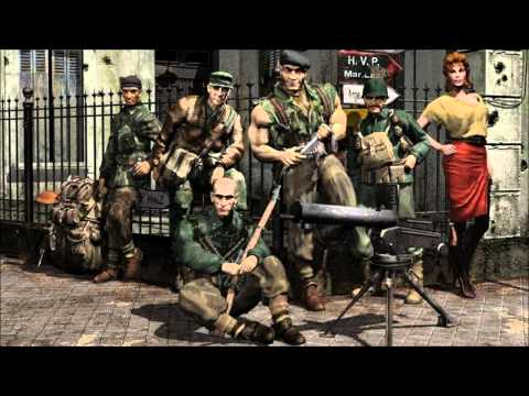 Commandos - Beyond the Call of Duty Music