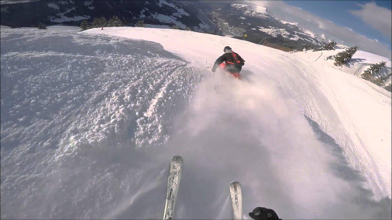 single jenter i ski)