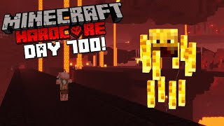🔴L VE MAGMA CUBE FARM DAY 700  N HARDCORE M NECRAFT