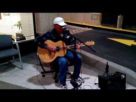 "William ""Bill"" Walton Acoustic Guitar plays Emerson Lake and Palmer"