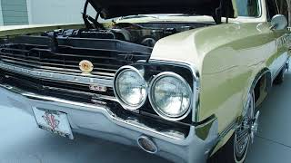 1965 Oldsmobile 442 Convertible For Sale