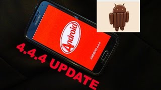 Samsung Galaxy S5 update Android 4.4.4 AT&T!(, 2015-02-08T19:55:55.000Z)