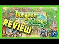 Dungeon Village By Kairosoft Gameplay on