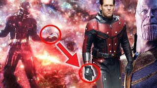 AVENGERS 4 LINK With Ant-Man And The Wasp EXPLAINED