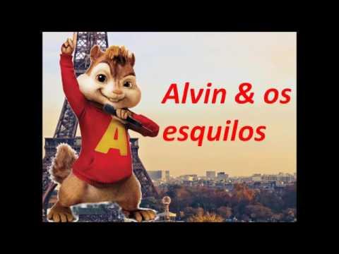 Alvin E Os Esquilo = Bum Bum Granada