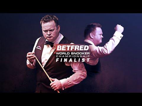 Shaun MURPHY Stuns Wilson To Reach Final | 2021  World Championship