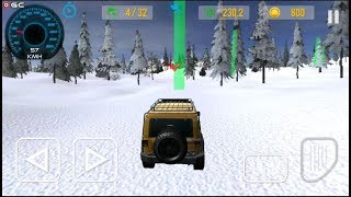 SUV 4x4 Driving Simulator - Offroad Jeep Driver - Android Gameplay FHD