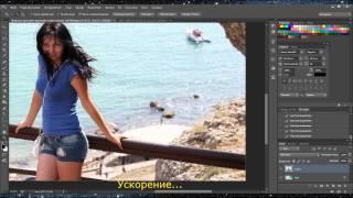 Как изменить фон фотографии в программе Photoshop(Здравствуйте дорогие друзья! В данном видео я рассказываю как изменить фон к фотографии. Это легко и не..., 2014-06-22T19:28:04.000Z)