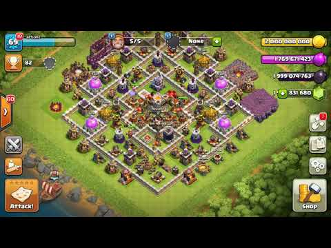COC PRIVATE SERVER 2018 ANDROID IOS CLASH OF CLANS 2018