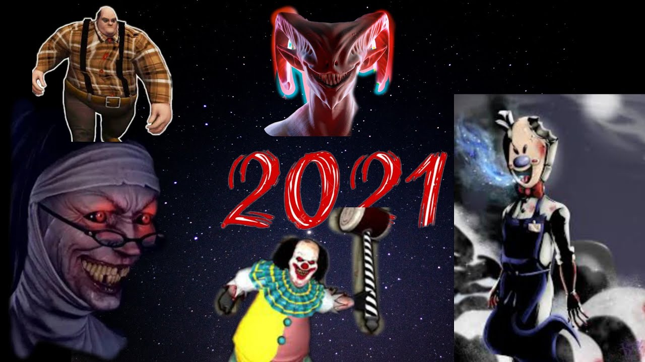 Download Top 10 Horror Games Coming in 2021🔥🔥 [100% Confirmed and Explained]