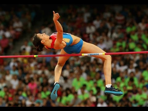 2015 Beijing – World Championship – High Jump – Women