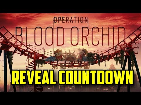 Rainbow Six Siege Gameplay Operation Blood Orchid Lesion Ying Ela Abilities Gadget DLC