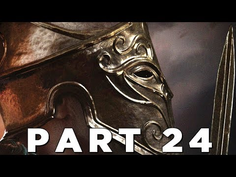 ASSASSIN'S CREED ODYSSEY Walkthrough Gameplay Part 24 - LAST HOPE (AC Odyssey)