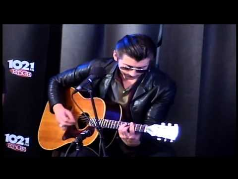 Arctic Monkeys - No. 1 Party Anthem (acoustic at The Edge Music Lounge 2014) Mp3
