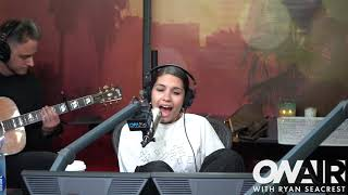 Alessia Cara Performs New Song 'Trust My Lonely' | On Air with Ryan Seacrest