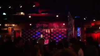Andy Grammer 30 sec clip Singing End Of The Road by BOYS II MEN The Landsdowne Pub Boston 4-5-12