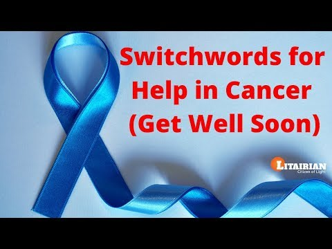 Switchwords For Cancer Cure (Very Intense)