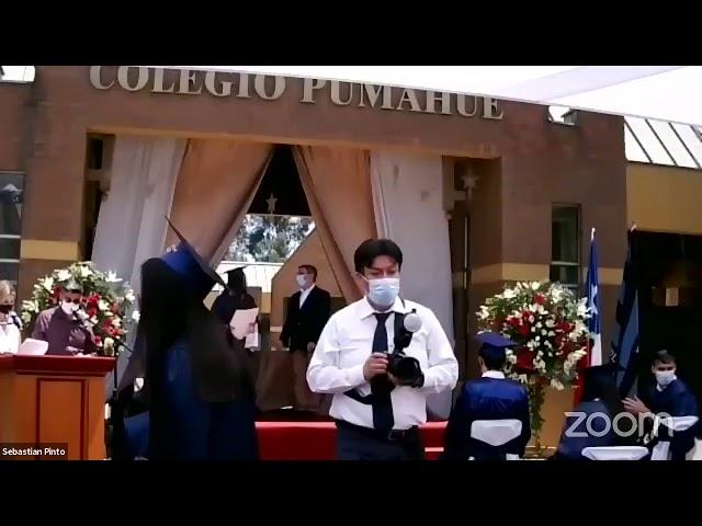 Graduación IV° medios Pumahue Peñalolén (Grupo 4, 22/12)